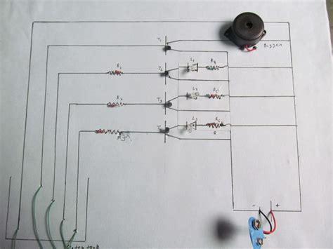 npn transistor radio shack bc548 transistor radio shack 28 images supplytrans mains remote alert circuit using bc547