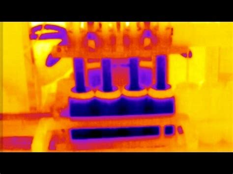 cold beer in infrared on seek compact pro iphone camera