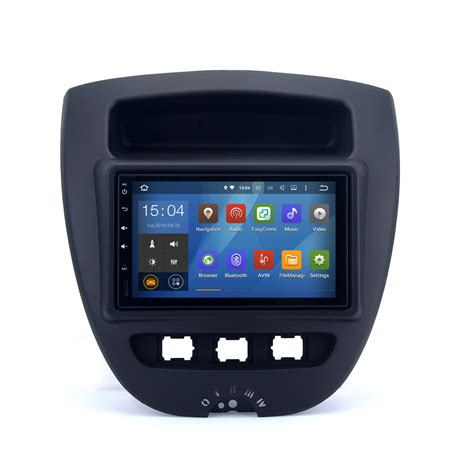 android stereo 2 din car radio for toyota aygo 2005 android stereo navi car radio headunit navi 7inch screen