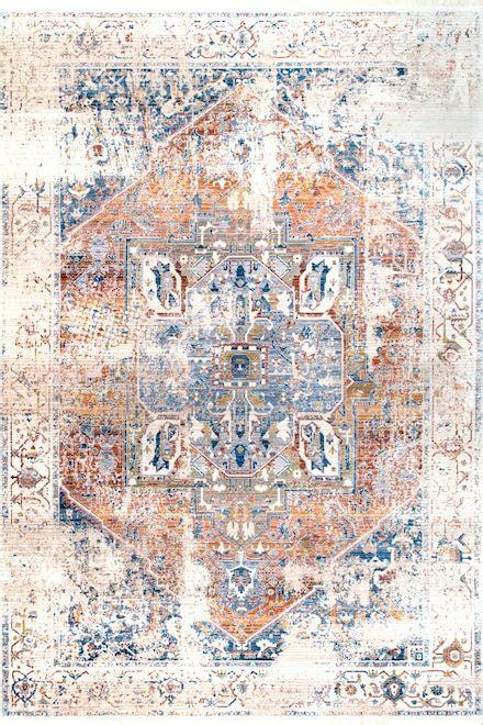 edessa tribal medallion fringe rug 71 best dining room images on area rugs rugs