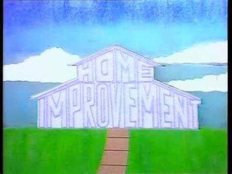 home improvement intro season 1