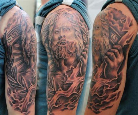 zeus tattoo arm zeus tattoo art google search hellenic tattoo