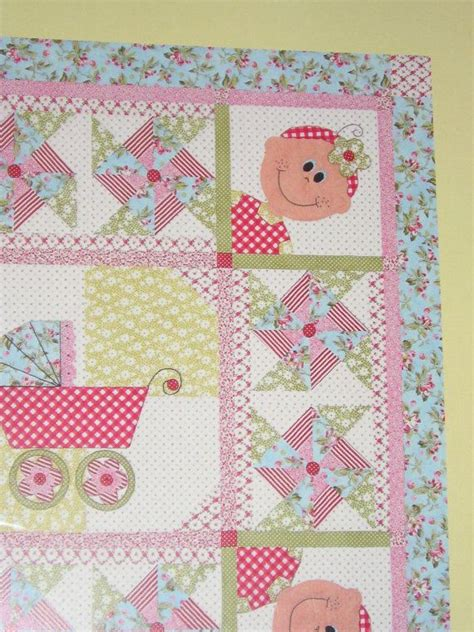 doll babies quilt pattern by quilt soup babies pinwheels