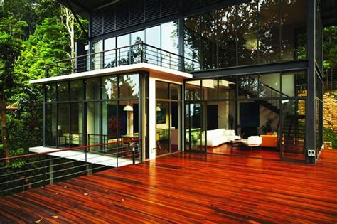 Bungalow House Design With Terrace 15 Awesome Forest Dwelling Designs That Will Make You Love