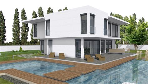 Vor Und Nachteile Flachdach by Design H 228 User In Bauhaus Architektur Designhaus Bauen