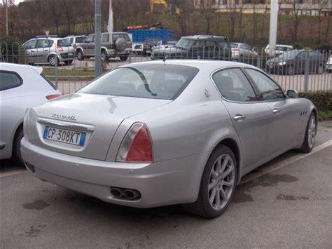 2004 Maserati Quattroporte For Sale by 2004 Maserati Quattroporte Wallpapers 4 2l Gasoline Fr