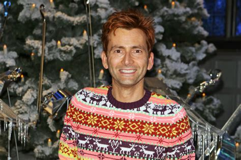 david tennant ginger david tennant dressed like the weasleys at a harry potter