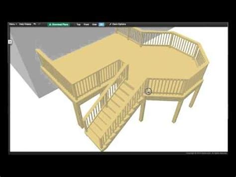 Best Home Deck Design Software by Best 25 Free Deck Design Software Ideas On