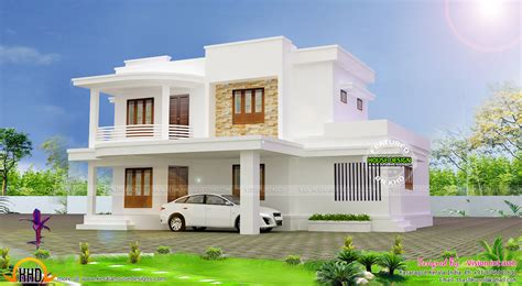 cute design of house april 2016 kerala home design and floor plans