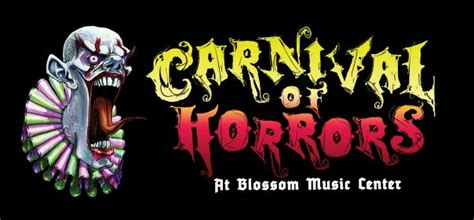 Blossom Haunted House by Haunted House In Cuyahoga Falls Ohio Carnival Of Horrors