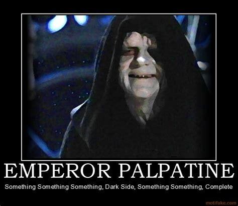 Star Wars Emperor Meme - phineas ferb