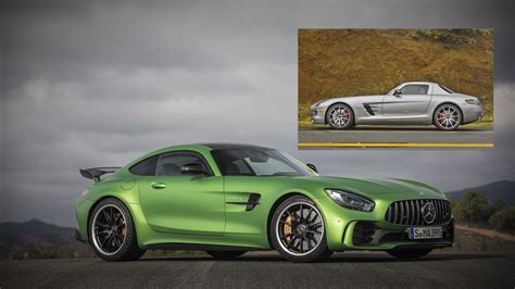 Mercedes Sls Amg by How The Mercedes Sls Amg Evolved Into The Mercedes Amg Gt
