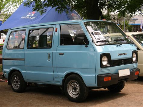 Suzuki Carrier Suzuki Carry St 90 1980 Rl Gnzlz Flickr