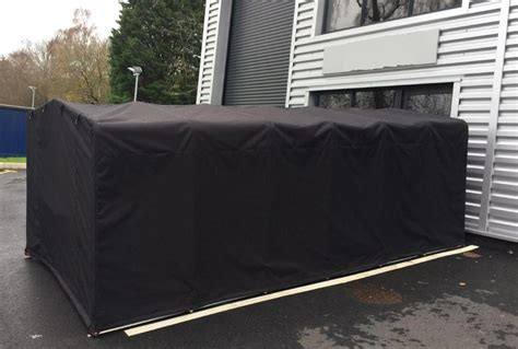 Metal Framed Car Covers by Rollout Car Covers