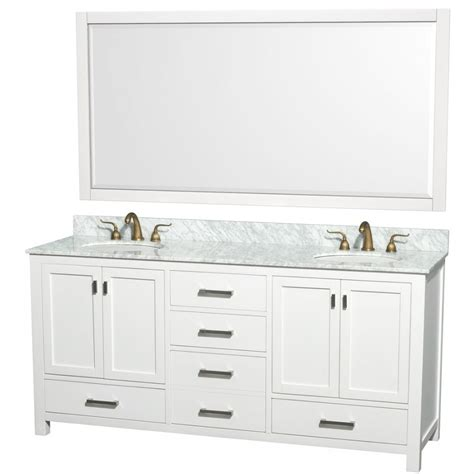 double vanity dimensions unique bathroom vanity dimensions 1 72 inch double