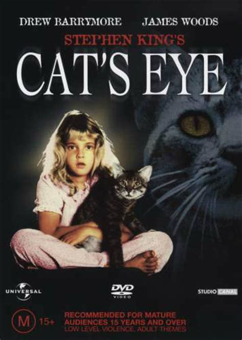 Cats Eye 1985 Cats In Film The Cat S Eye 1985 Stephen King The Great Cat