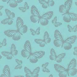 Dandelion Wall Stickers Uk i love wallpaper metallic butterfly designer feature