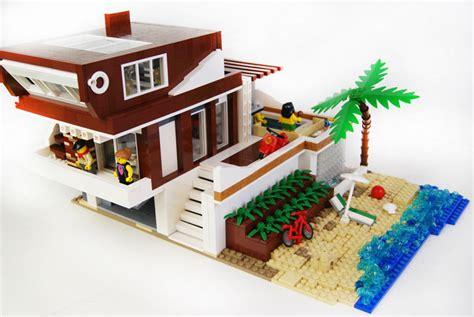 lego beach house relax at this lego beach house
