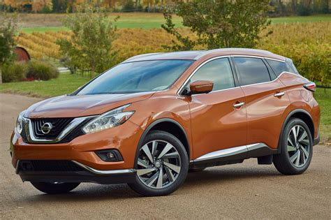nissan suv 2016 used 2016 nissan murano hybrid pricing for sale edmunds
