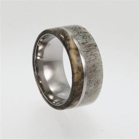 Wedding Bands Outlet by 30 Ideas Of Non Metal Mens Wedding Bands