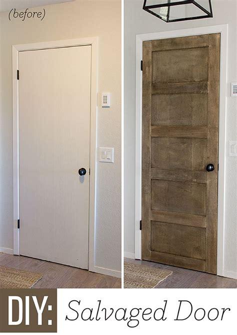 Interior Door Makeover 25 Best Ideas About Door Makeover On Closet Door Makeover Cheap Interior Doors And