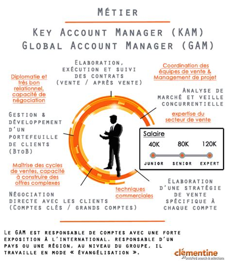 m 233 tier key account manager global account manager les