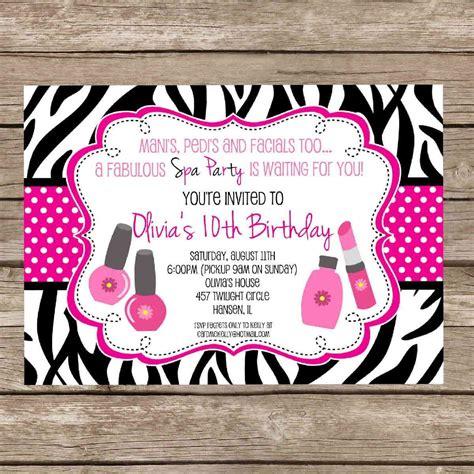 birthday invitation cards for children ebay