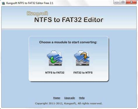 format exfat or hfs usb fat32 to ntfs vista