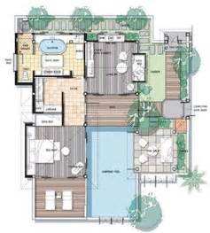 villa plans 25 best ideas about villa plan on villa