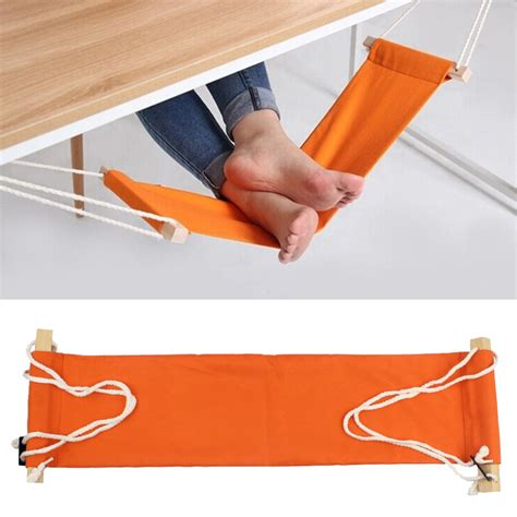 foot stand for desk study indoor office foot rest stand desk feet hammock easy