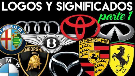 Marcas De Auto Logos logos de marcas de autos y sus significados pt 1