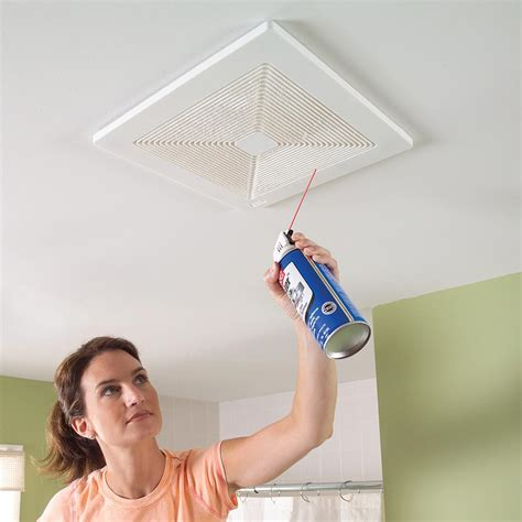 cleaning bathroom exhaust fan craftionary