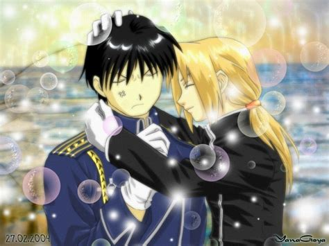 edward elric roy mustang edward elric x roy mustang images roy x ed wallpaper and