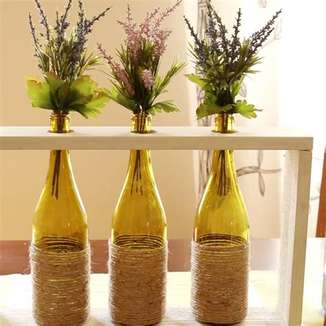 Dekorationen Selber Machen 3172 by Dress Up Your Dinner Table With This Upcycled Wine Bottle