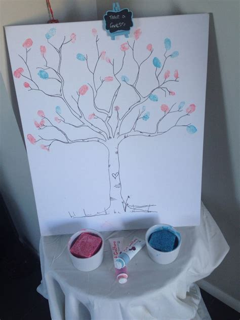Baby Gender Reveal Decorations by Best 25 Gender Reveal Ideas On Baby