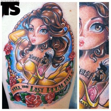 35 tatouages disney 2tout2rien