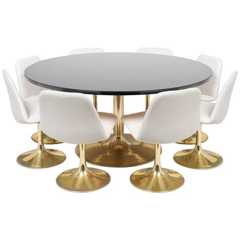 tulip and chairs tulip id 233 es de design d int 233 rieur