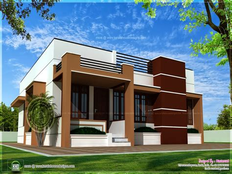 Contemporary House Plans One Story by One Story Contemporary House Modern 2 Story House Plans