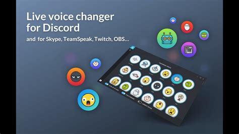discord voice changer pc how to use voicemod voice changer on discord youtube