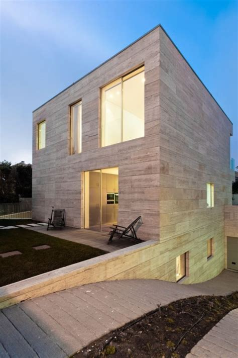 cube design house contemporary cube house in portugal