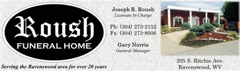 roush funeral home