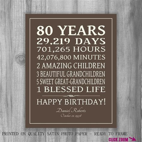 80th birthday ideas image result for ideas for 80th birthday for