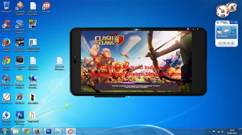 cara download game coc mod apk bermain coc di pc tanpa bluestack download