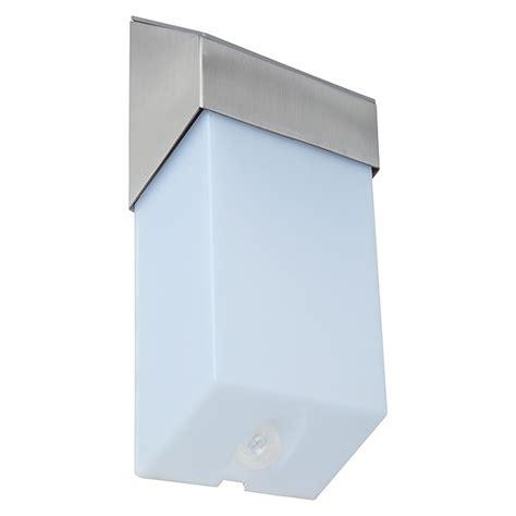 aplique solar exterior lutec aplique solar para exterior sensor de movimiento