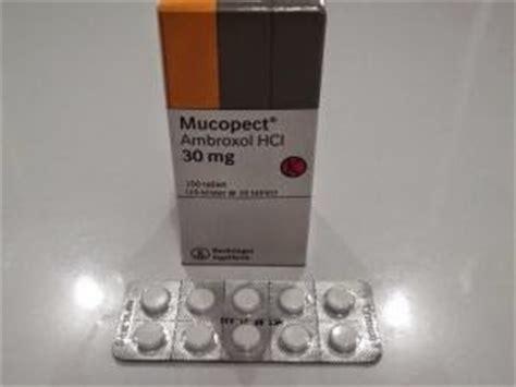 Salep Myco Z dosis obat mucopect ambroxol hydrochloride daftar dosis obat