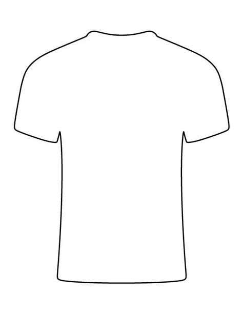 t shirt pattern pdf best ideas about printable outline printable mania and