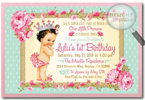 Exceptional American Greetings Christmas Cards #7: Vintage_shabby_chic_1st_birthday_invitations.png
