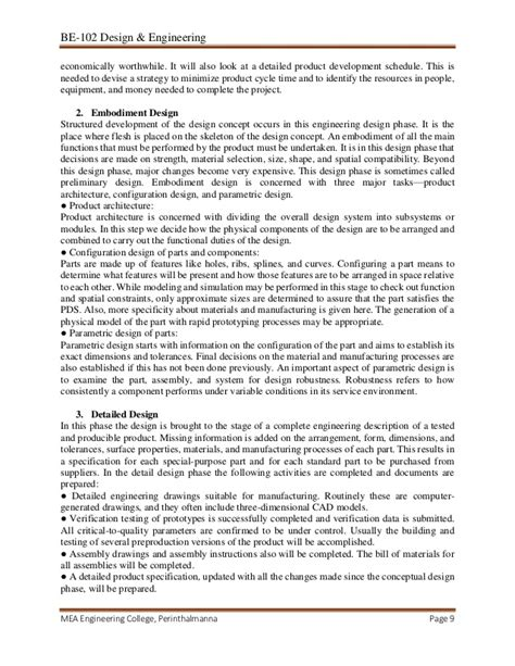 design engineer notes design and engineering module 2 notes
