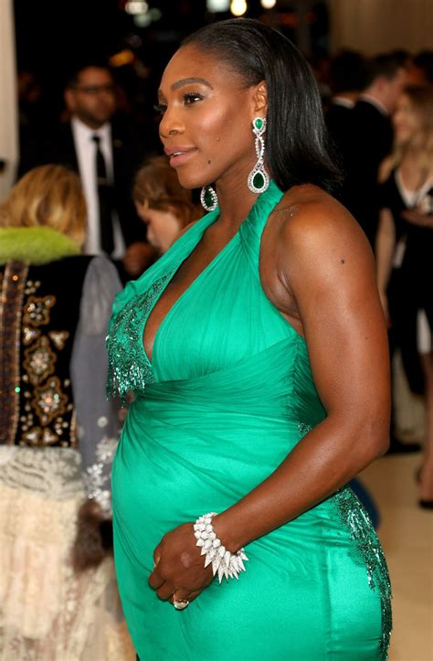 serena williams a stunning serena williams stole the show at the met gala