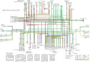 honda grom engine diagram get free image about wiring diagram